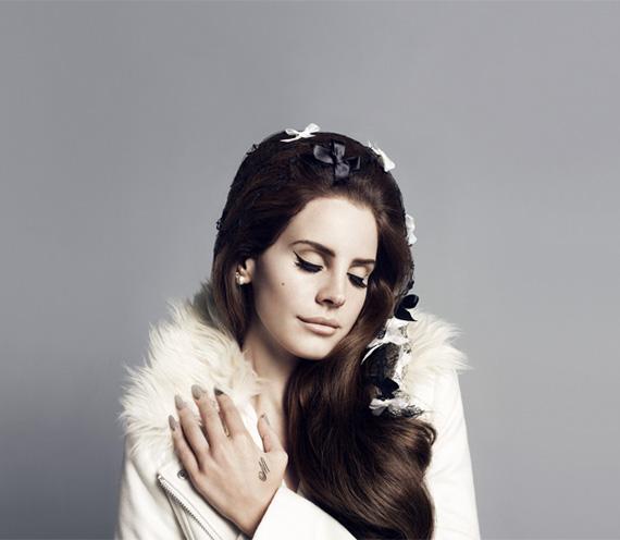 Lana del Rey – imaginea H&M