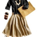 Get the look – Chic lady