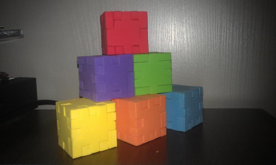 Concurs Happy cube