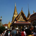 Bangkok – Grand Palace – no sexy to Budha