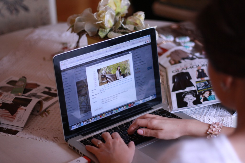 De la blogging de moda la blogging de familie si lifestyle