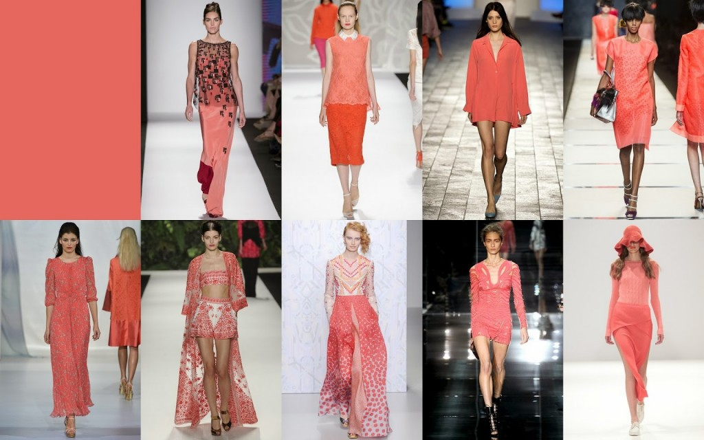 Cayenne FCR Spring 2014 Pantone Collections