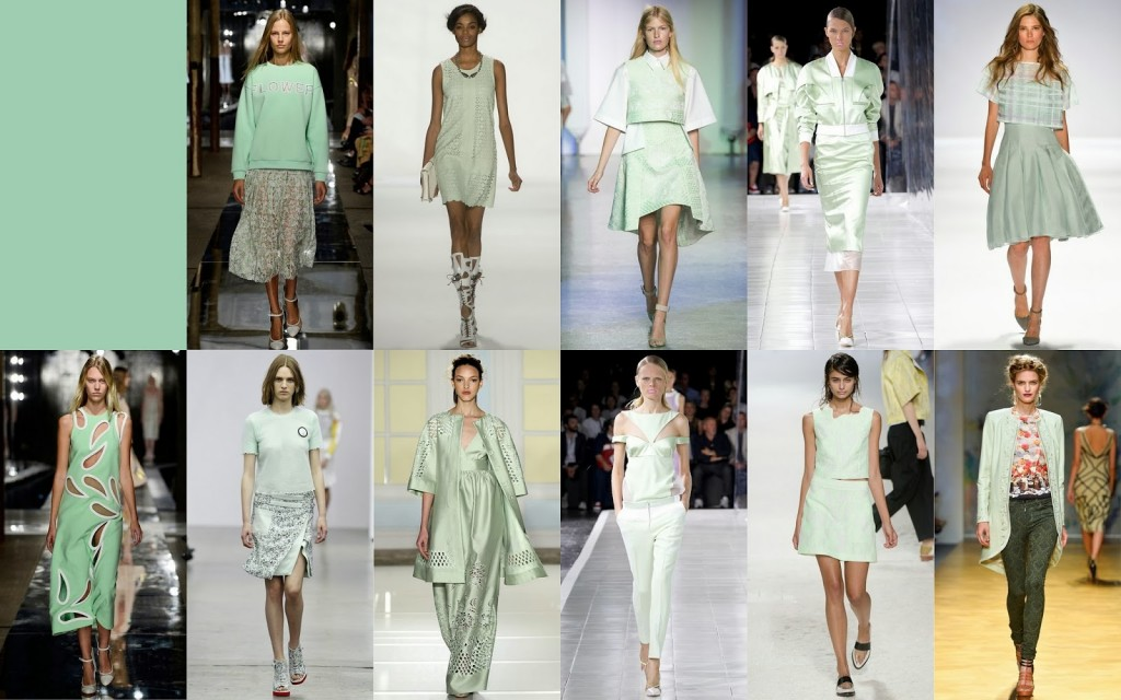Hemlock FCR Spring 2014 Pantone Collections
