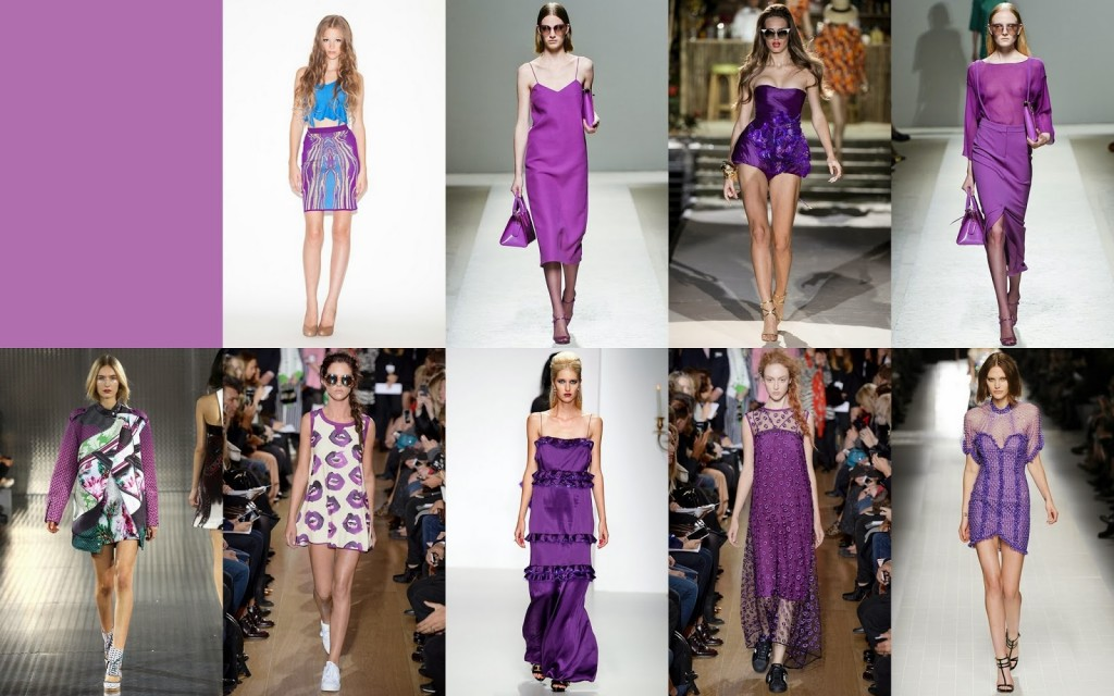 Radiant Orchid FCR Spring 2014 Pantone Collections