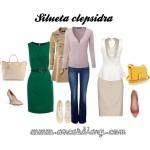 Ce haine se potrivesc pentru … silueta clepsidra