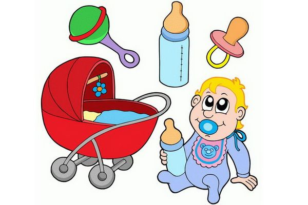 Lista de cumparaturi pentru bebe