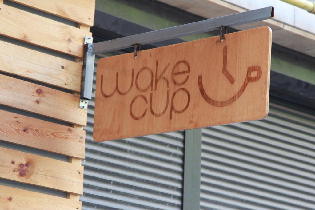 wake cup coffee shop