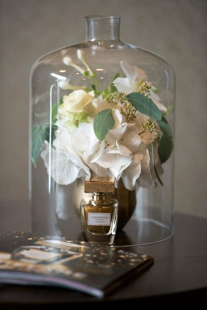 Noul parfum Giordani by Oriflame