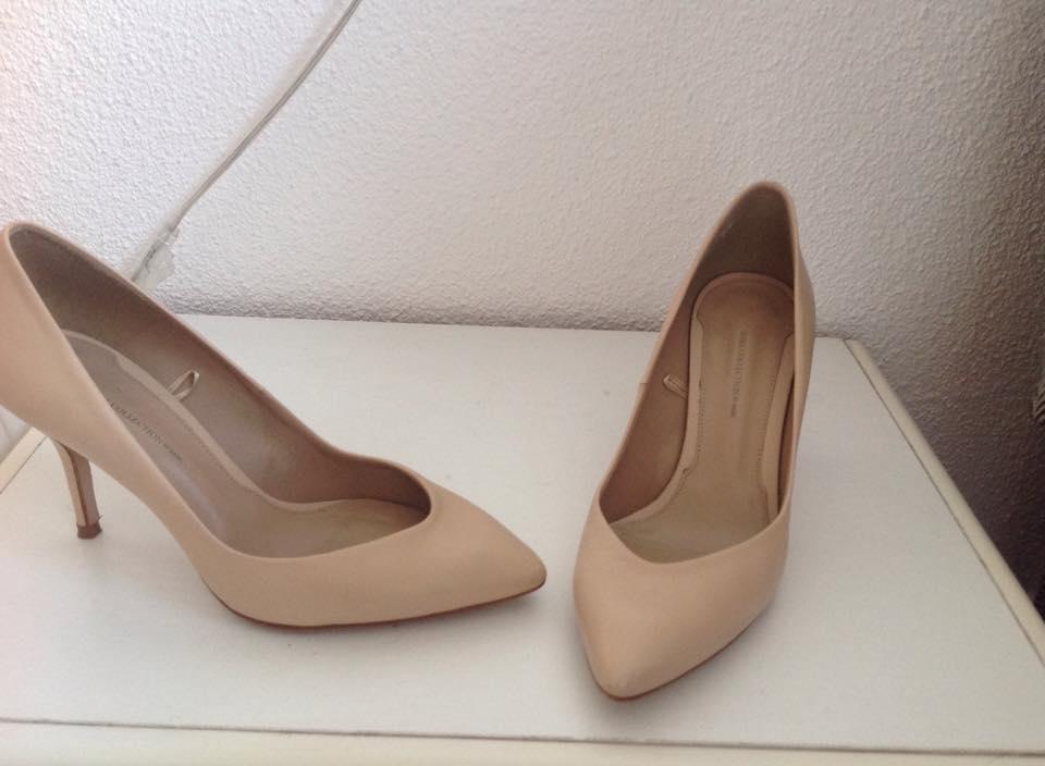 Pantofi zara, 40, 70 lei