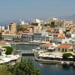 Agios Nikolaos, un fel de Monte Carlo al Cretei