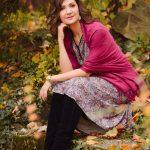 Rochia imprimată – ideală pentru toamnă