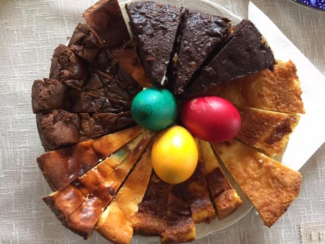Pască cu smântână - rețetă tradiționala de Paști