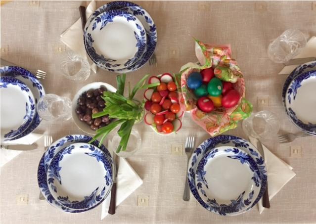 Gospodină în România- fișă de post pentru Paști și alte Sărbători importante