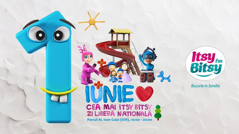 Evenimente pentru copii, de 1 iunie