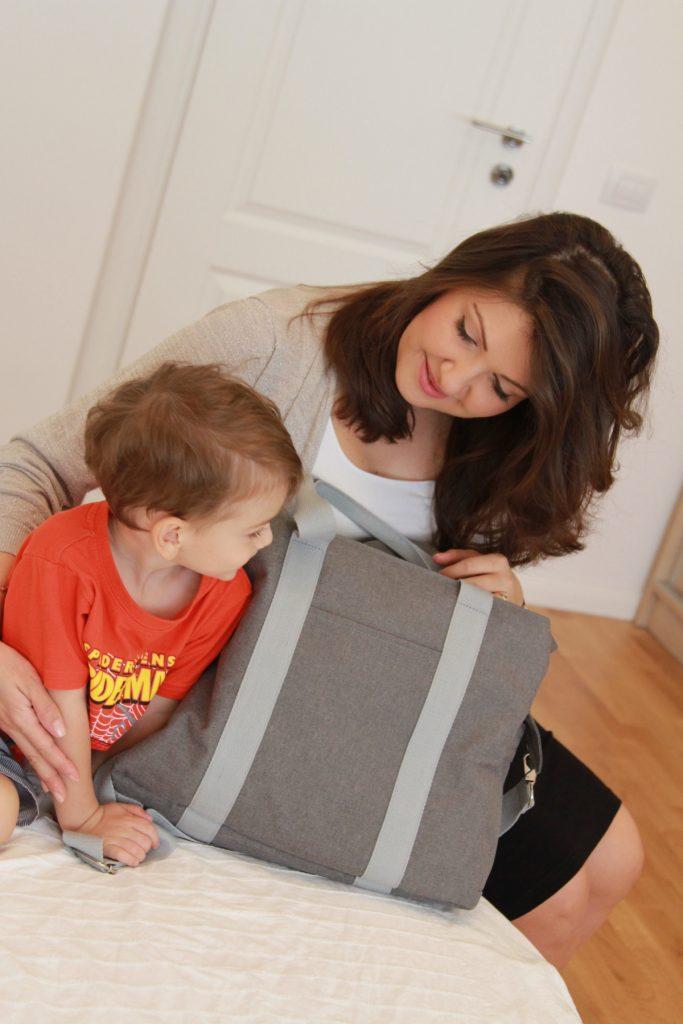 bagajul de maternitate