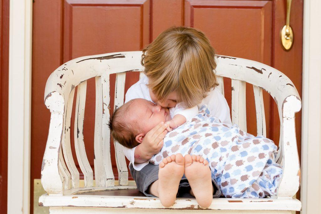 Al doilea copil – atât de simplu și totuși atât de greu