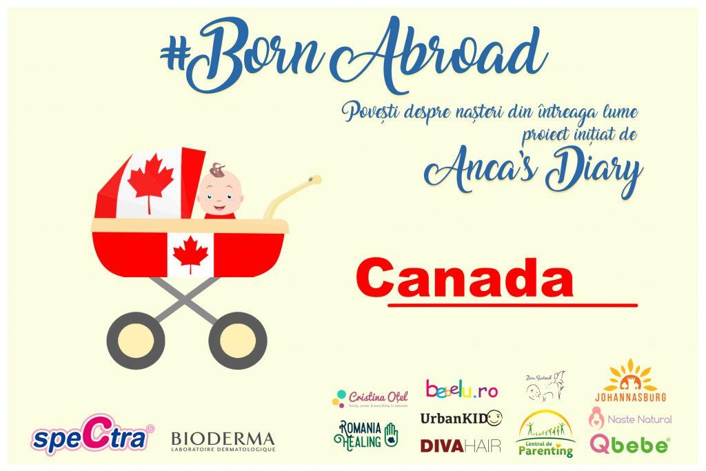 Born Abroad – Povestea unei nașteri din Canada