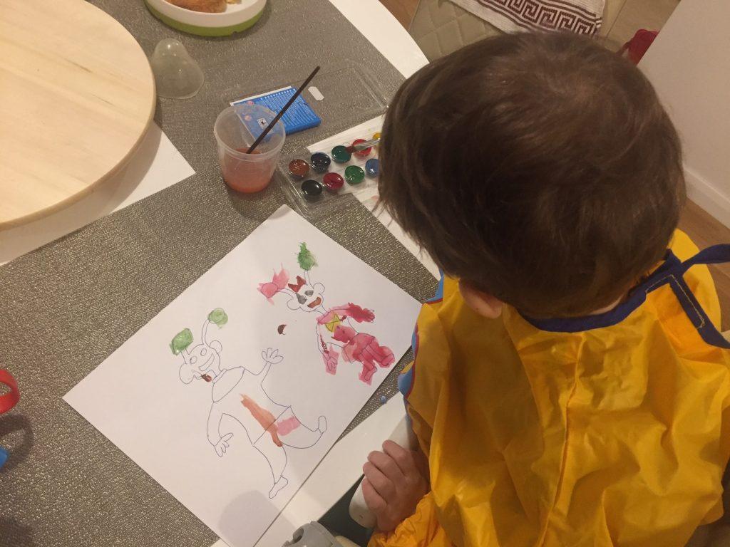 Activitățile cu copiii nu sunt despre perfecțiune, ci despre distracție și creativitate