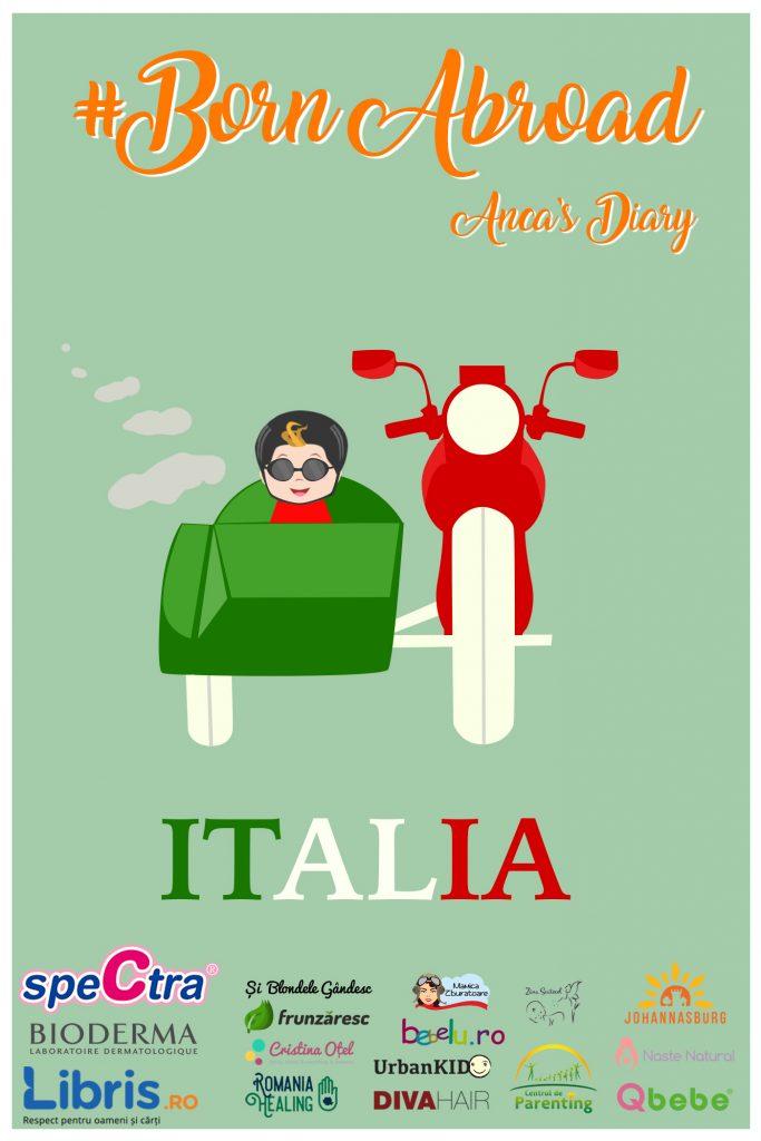 Mamma mia, ce poveste! – Born Abroad – Italia