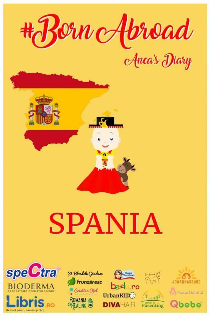 Born Abroad – Nașterea în Spania povestită din perspectiva unei mame care este medic
