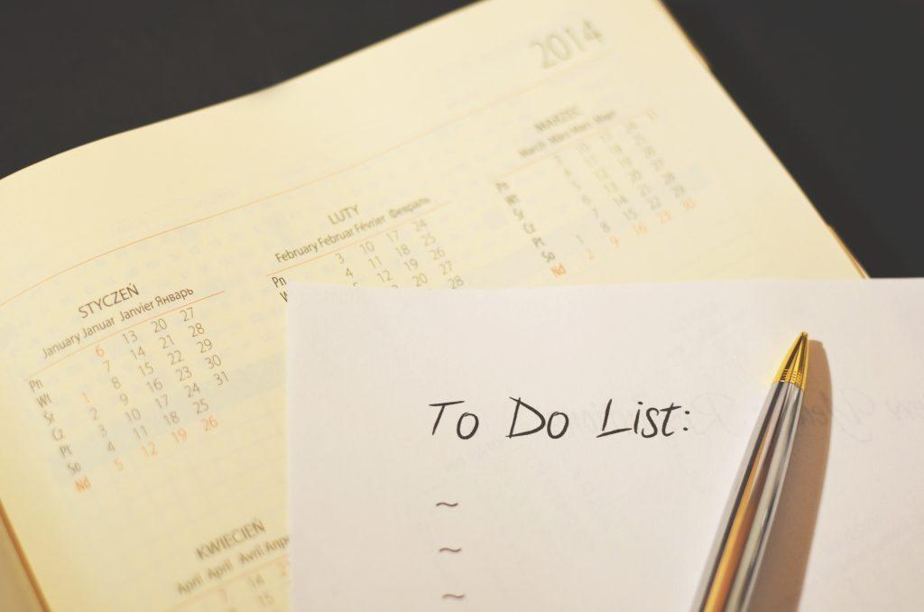 Cum să faci să îți realizezi obiectivele propuse la început de an