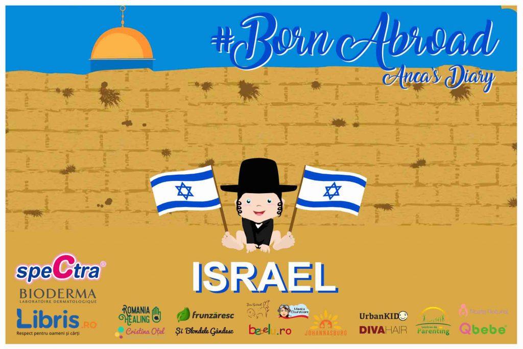 Born Abroad – Nașterea în Israel