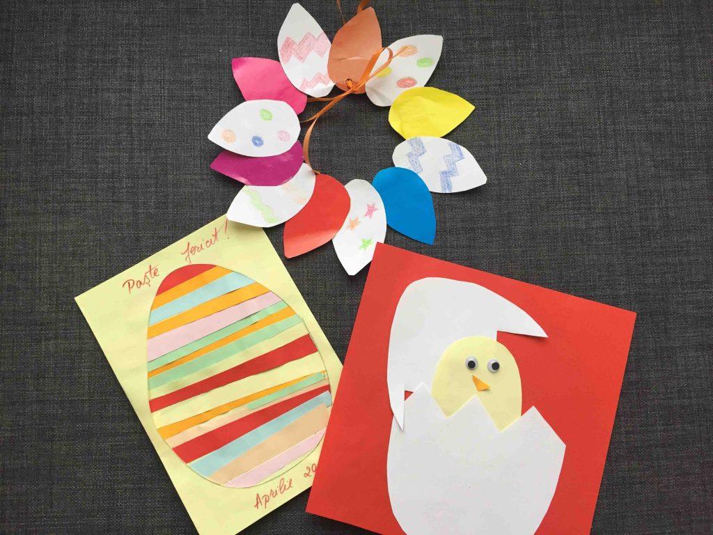 Decorațiuni de Paști de făcut împreună cu copiii