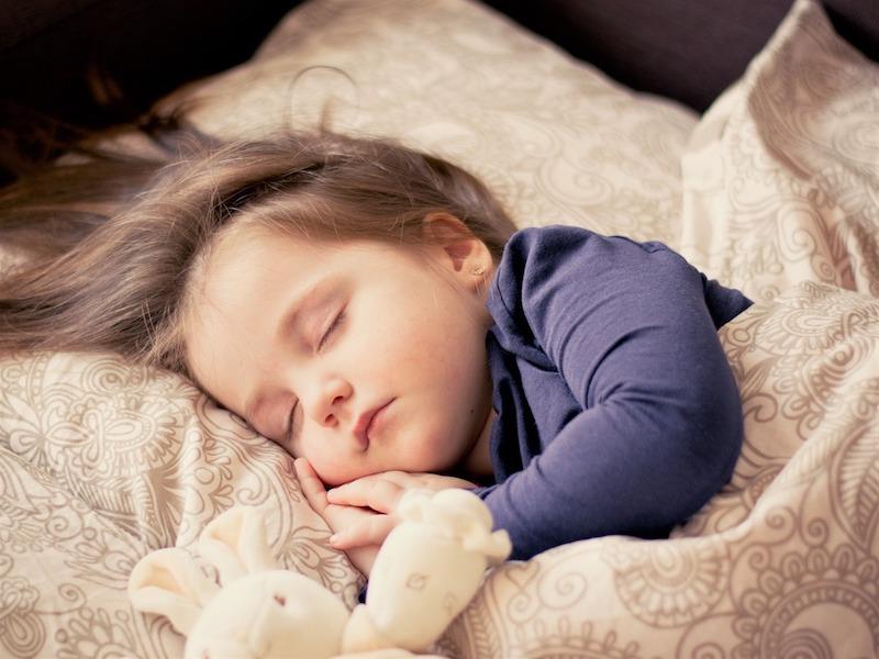 De ce adorm copiii așa de greu?!?!