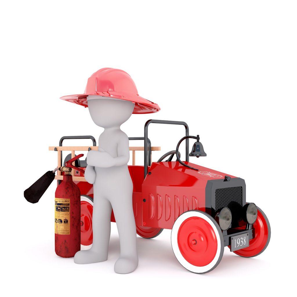 Mami, tu ești pompier?