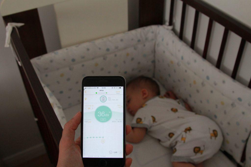 Cel mai simplu mod de a măsura temperatura copiilor (review produs)