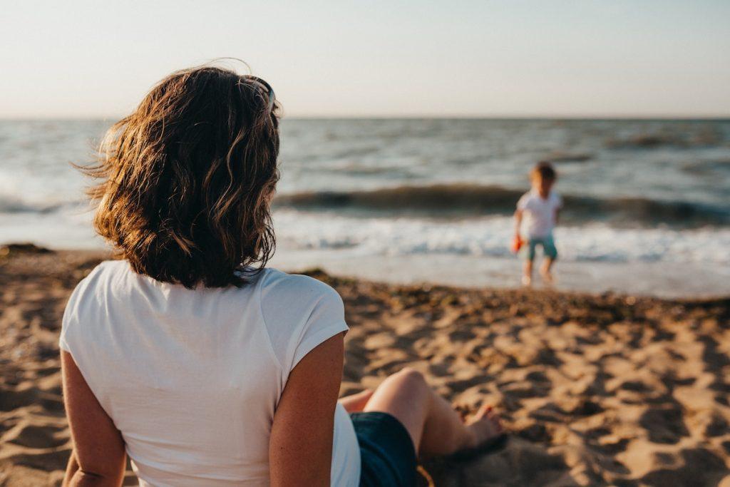 Cum am petrecut 4 zile (nesperat de) liniștite la mare, cu doi copii mici