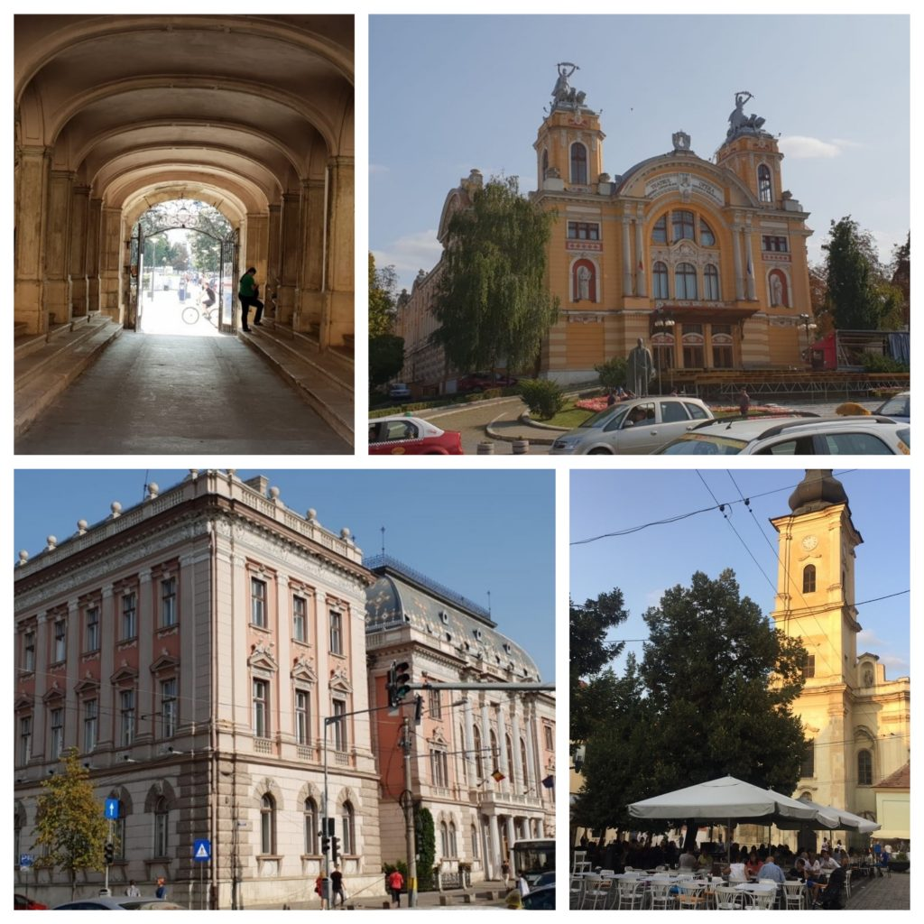 City break de 2 zile la Cluj